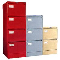 Steel Filing Cabinet