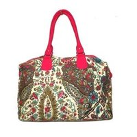 Printed Beach Handbags