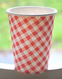 Printed Beverage Paper Cup