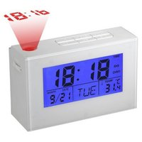 Talking Projection Clock