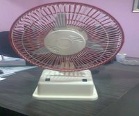 DC Table Fan With LED Light