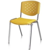 Steel Plastic Chair