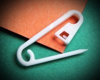 P.P/Nylon Safety Tag Pin