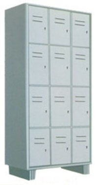 Industrial Worker Locker
