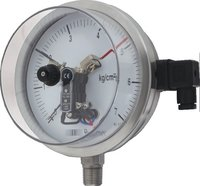 Pressure Gauge Electric Contact Type