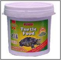 Turtle Food in Container