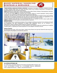 Material Handling Equipments