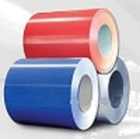 Color Coated Rolls