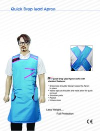Light Weight Lead Apron