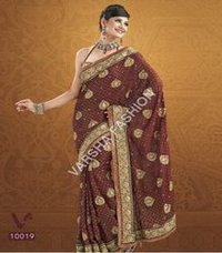 Chiffon Saree