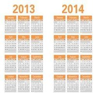 Year Calendars