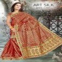 Golden Zari Sarees