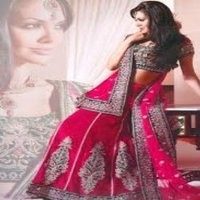 Embroidered Lehenga