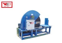 Horizontal Disc Rubber Cutting Machine