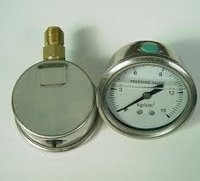 Liquid Filled Pressure Gauges