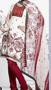 Designer Unstitch Dress Materials