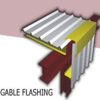 Gable Flashing