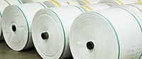 Laminated and Unlaminated HDPE/PP Woven Fabric