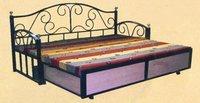 Designer Antique Sofa Cum Bed