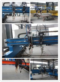 CNC Plasma/Flame Cutting Machines