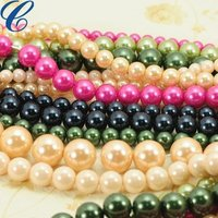 High Quality Loose Faux Pearl Beads