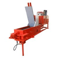 Scrap Baling Lid Manual Lock Press