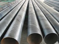Helical Welded Pipes