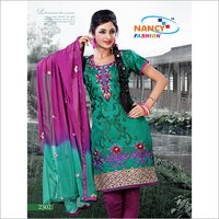 Indian Unstitched Ladies Suit