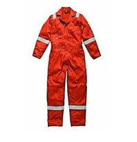 Lightweight Cotton Knee Pad Coverall