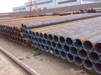 Spiral Black Steel Pipe