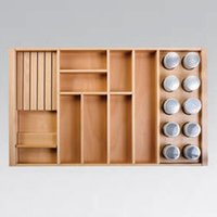 Smart Box Wooden Cutlery Tray
