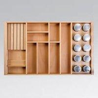 Smart Box Wooden Cutlery Tray (900 X 500 mm)