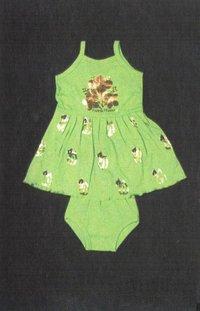 Baby Designer Frock