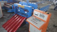 1100 Glazed Wall Panel/Tile Roll Forming Machine