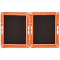 Deluxe-Plastic Frame (Twin Slates)