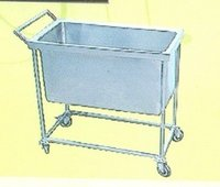 West Dish Collect Trolley