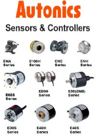 Autonic 58mm Incremental Type Rotary Encoders