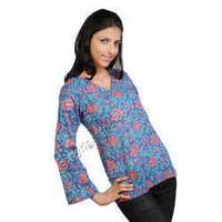 Cotton Hand Block Print Tunics
