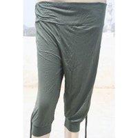 Patiala Trousers Hand Block Cotton Fabric