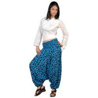 Cotton Printed Trousers