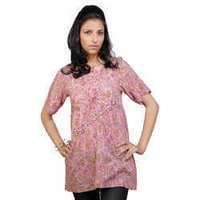 Ladies Cotton Tunics Tops