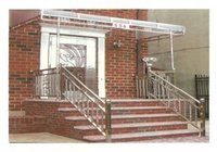 Maingate Outside Staircase Railing