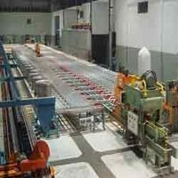 Aluminum Extrusion Handling And Belt Conveyor