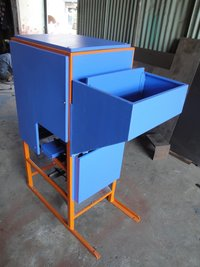 Semi Cashew Shelling Machine