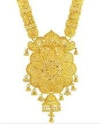 22K Gold Fancy Designer Mangalsutra