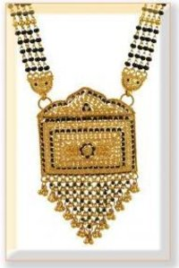 22K Gold Mangalsutra (30 Inches)