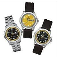 Round Dial Wrist Watches