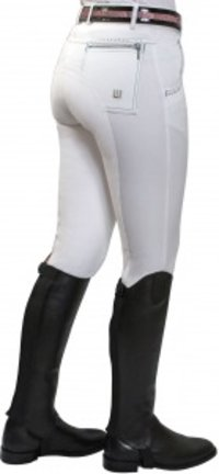 Ladies Breeches With Contrasting Stiching
