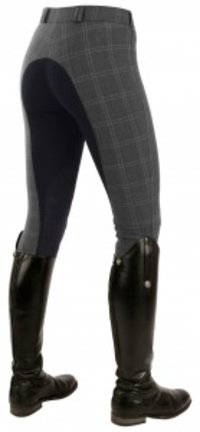 Plaid Breeches