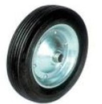 Solid Rubber Tyre Wheels